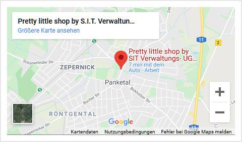 Standort Ladengeschäft